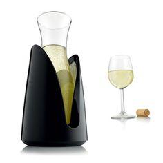 Fabryka Form - Karafka chłodząca Rapid Ice - Vacu Vin