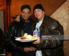 DJ Red Alert and DJ Kid Capri during 2006 Hip Hop Honors - Green Room and Backstage at Hammerstein Ballroom in New York, New York, United States. Def Comedy Jam, Kid Capri, Hip Hop Dj, History Of Hip Hop, Old School Music, Green Rooms, 2000s, Hiphop, Backstage