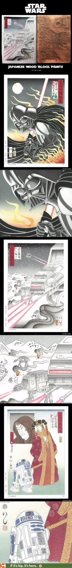 Lucasfilm and Run'a Release Stunning Star Wars Japanese Woodblock Prints - See more at: http://www.ifitshipitshere.com/star-wars-japanese-woodblock-prints/#sthash.OHTN1nOh.dpuf