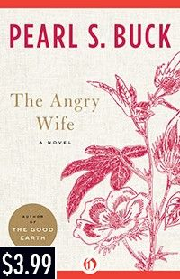The Angry Wife by Pearl S. Buck -Open Road Integrated Media Blog > Introducing Our Book Club Guide and Recommendations Series
