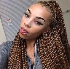 box braids hairstyles black