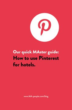 Ever wondered how to use Pinterest to build a strong hotel brand? Find the answers in our newest blog post goo.gl/89tsOA #NewWeekNewGoals #MondayMotivation #CraftingHotelConceptsAndBrands New Week New Goals, Hotel Concept, Hotel Branding, News Blog, Monday Motivation, Strong, Social Media, Marketing, Social Networks