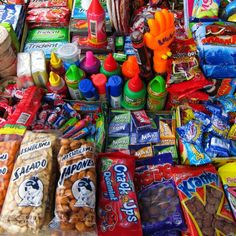 Mexican candy <[]3