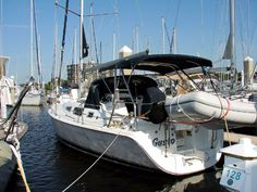 Hunter 33 sailboat for sale