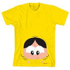 Camiseta Turma da Mônica Toy - Big Magali