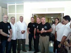 #Científicos extranjeros incorporan en Cuba técnicas de Artroscopia (+Fotos) - Radio Reloj: Científicos extranjeros incorporan en Cuba…