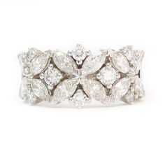 SARAH'S  MARQUISE RING