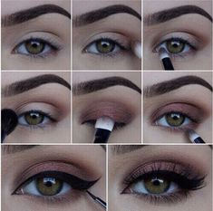 Because you know that good eyeliner looks so much easier to do than it actually is. | 19 Things Every Eyeliner Addict Knows To Be True