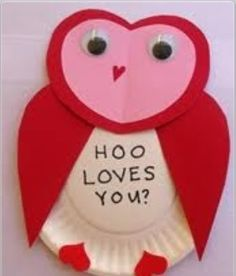 Valentines day craft- Ty