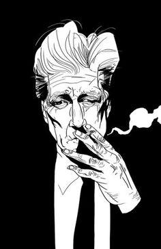 David Lynch, o cara
