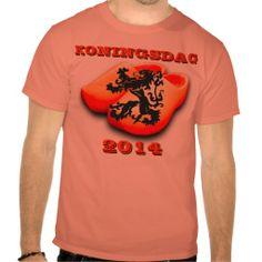 Koningsdag 2014 shirt