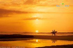Praia Brava, fica a 15 minutos de minha casa, um privilégio