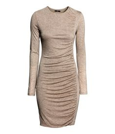 Pin for Later: Kim Kardashian Says She Wore a $19 Dress For Date Night With Kanye H&M Draped Dress H&M Draped Dress ($25)