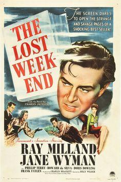 Días sin huella (1.945), Billy Wilder