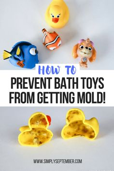 The Scary Truth About Your Childs Bath Toys How To Make Them Safe bath toys black mold mold moldy bath toys rubber ducky making bath toys safe bath time bath toys www. Diy Bath Toys, Cleaning Bath Toys, Diy Toys, Bath Toy Storage, Bath Toy Organization, Baby Bath Time, Kids Bath, Bath Toys For Babies, Toddler Bath Toys