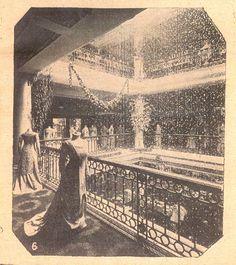 Fashion Department in Selfridges, 1909