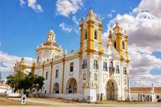 Santuário de Nossa Senhora D'Aires, Viana do Alentejo (Portugal).