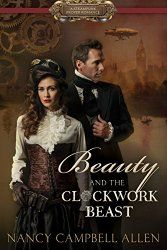 Julie Coulter Bellon: Book Review: Beauty and the Clockwork Beast