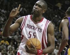 12. Dikembe Mutombo-12.9 PPG, 12.1 RPG, 3.6 BLKPG, 52.5 FG%-Three-time NBA Defensive Player of the Year, Five-time NBA All-Star, Three-time NBA Blocks Leader, Two-time NBA All-Defensive First Team