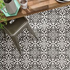 Looking to bring your floors to life? Then say goodbye to bland and hello to beautiful with these perfectly bijou tiles - they're a lesson in the easy going elegance that us Brits are famed for. Made in Devon, we think their Victorian-inspired patterned style is destined to become a classic - up there with Routemaster buses, red phone boxes, Mini Coopers and Chesterfield sofas. Just add in an aga and some wellies to complete the country-home-meets-city look.