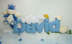 Gracinhas Artesanato: O banner do David