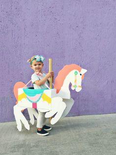 {DIY} 20 déguisements à fabriquer en carton ! / 20 cardboard costumes to make by Moma le blog