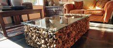 driftwood art furniture - Google Search