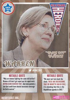 Warren= Yeah baby!!!!!!!!!!!!!!!