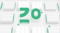 順天建設三十週年品牌影片 | Sweeten 30th Anniversary Brand Video    在順天三十年品牌動畫中,透過刻意抽象化與簡化設計的美術設定,傳遞成立三十年來,六個重要時期的年份數字以及里程碑意義,並反映出順天建蛇從安居樂業起家、秉信「起好厝,結好緣」的踏實,並透過推廣藝術文化、實現城市、建築與人文合一獨特的企業性格。    場景設計蘊含著結構化的符號,旨在反映故事情境中對應的建築空間型態,同時強調並呼應順天本身建設事業的視覺特徵。    故事從建築藍圖為基底 (1987年順天建設成立) 開始,經歷了上市 (18th)、參與都市更新及工業區開發(20th)、總部進駐市中心 (25th)、首次推出公寓式酒店並進而誕生了不同的國際人士居住形態 (28th),以及於企業總部成立的The 201 Art 與國家歌劇院合作舉辦系列藝文活動(30th)。 Corporate Profile, 30th Anniversary, Motion Design, Motion Graphics, 3d Animation, Tv, Logos, Ideas, Logo
