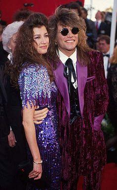 Dorothea & Jon So 80's!