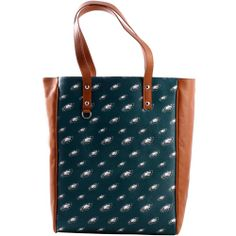 #Anastasio Moda Philadelphia Eagles Womens ItalianMade Betty Handbag Midnight Green $269.95