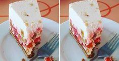 Nepečená želé torta - Receptik.sk Vanilla Cake, Cheesecake, Bread, Breakfast, Desserts, Food, Recipes, Basket, Morning Coffee