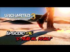 """Uncharted 3: Drake's Deception - Episódio #16 """"O Rub` al Khali"""