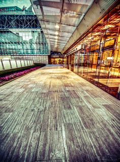 Path to mall by Huang Louis on 500px