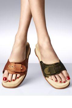 Marc Jacobs sandals, $1,095, 212-343-1490. - HarpersBAZAAR.com