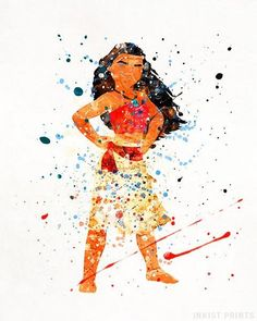 Moana Print Moana Poster Disney Princess Disney Art - Prices from $9.95 - Click Photo for Details - #nursery #christmasgift #decor #kidsroom #babyroom #disney #Moana Moana Disney, Art Watercolor, Watercolor Disney, Disney Kunst, Arte Disney, Baby Room Art, Baby Art, Disneyland, Disney Movies
