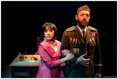 'El último dictador...' Teatro Circular