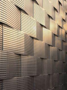 Perforated repetition. Xk #kellywearstler