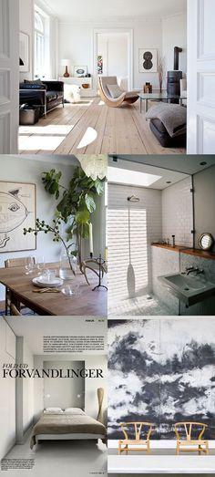 Aubrey Road: lightwashed   LOVE the bathroom