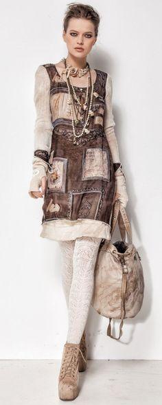 Бохо. Lookbook Collection | Daniela Dallavalle бренд Elisa Cavaletti
