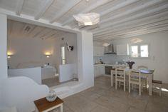 Living Room! Vacation Villas, Greek Islands, Mykonos, Living Room, Furniture, Home Decor, Home, Greek Isles, Decoration Home