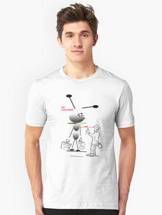 Alien Vetting #Tshirt by MMadson #Funny #political #Cartoon #Vetting #Immigration #Humor #fashion #women #men