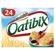 1800    Weetabix Oatibix teljes kiőrlésû zabrudacskák 24db