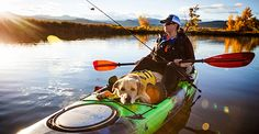 6 tips for taking your canine counterpart out on a canoe, kayak or SUP