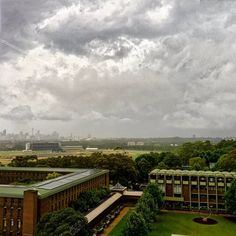 Nice photo stormy Sydney our bldg 2left Library garden square 2right... #DevStuds @UNSW #BeautifulSydney Come study @UNSW late apps 2Masters #DevStuds 4 2016 still possible! https://apply.unsw.edu.au/ RTpls