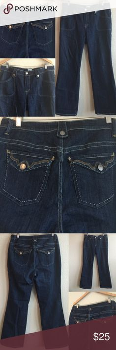 Just My Size 💗 ADORABLE Blue Jeans Great condition! 💗 Just My Size Jeans