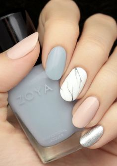 35 Trendy Short Nail Designs You'll LoveIf you like having short nails to longer ones, you're at the proper place. We've put together a very large gallery of nail designs for short nails. for the next time you wish some DIY or skilled salon manicure Winter Nail Designs, Gel Nail Designs, Nails Design, Salon Design, Acrylic Nail Designs Classy, Neutral Nail Designs, Pink Design, How To Do Nails, Fun Nails