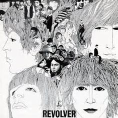 The Beatles - Revolver - Album Cover   #Beatles - August 5, 1966