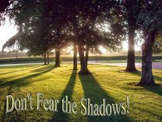 Psalm 23:4 - Part Four -- a devotion by Christian author and speaker, Dana Rongione