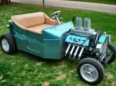 Custom Golf Cart~